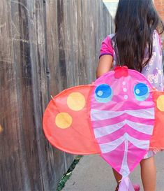 Homemade Kites by Red Ted Art