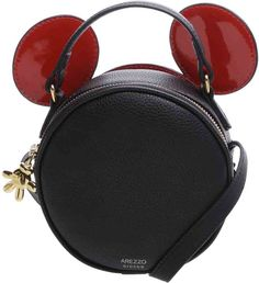 Disney Outfits, Disney Clothes, Disney Fashion, Disney Jewelry, Mickey Minnie Mouse, Leather Design, Disney Style, Saddle Bags, Backpacks