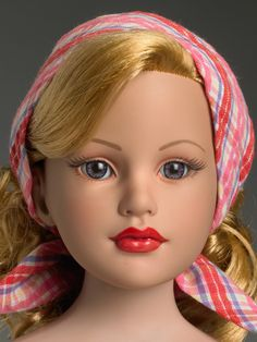 Girl Next Door Kitty Collier™ -Blonde | Tonner Doll Company  This is like my Kitty except she is a redhead...D
