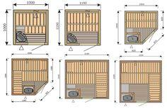 awesome How to Build a Sauna - Useful Step by Step Guide Outdoor Sauna Kits, Indoor Sauna, Diy Sauna, Home Spa Room, Spa Rooms, Sauna Steam Room, Sauna Room, Sauna Wood Stove, Homemade Sauna