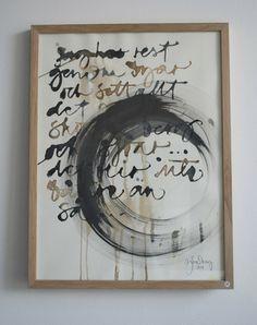 """Painting """"inte bättre""""  YLVA SKARP"""