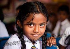 Sri Lankan girl picture
