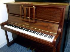 Restored Upright Piano for sale | Welmar | The Piano Workshop