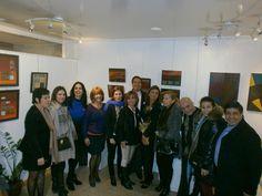 Vernissage Paris-Galerie Thuillier / VIP ART GALLERY TOUR 2014 organized by ART CENTER MIAMI & GALERIE LA SPIRALE Vip, Miami, Art Gallery, Paris, Fashion, Colombia, Moda, Art Museum, Fine Art Gallery