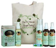 Mama's Pregnancy Essentials Bundle