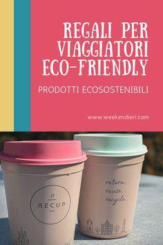 Prodotti ecosostenibili da regalare a un viaggiatore. Regali ecologici e eco-friendly per rispettare noi e l'ambiente circostante. #regaliecosostenibili #prodottiecologici #prodottiecosostenibili #prodottiecofriendly
