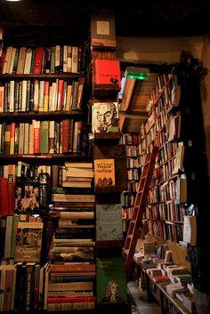 Shakespeare & Co Bookshop in Paris, France