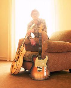 John Frusciante. Guitar Hero.