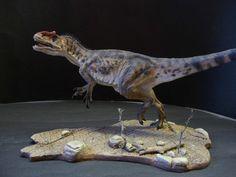 Allosaurus by Baryonyx-walkeri.deviantart.com on @deviantART
