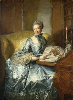 International Portrait Gallery: Retrato de la Princesa Ulrike-Sophie von…