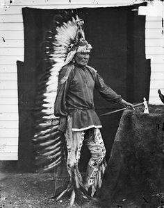 боевой головной убор американских индейцев 1