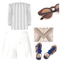 """Idée de tenue du jour #ootd"" by saltnlove on Polyvore featuring mode, Miss Selfridge, Warehouse, Dorothy Perkins et LULUS"