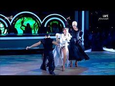 DWTS 6: 8ο Live | Βαγγέλης Κακουριώτης & Μάρθα Βαφειάδη & Νικολέτα Μαυρίδη {16/3/2018} - YouTube Dancing With The Stars, Dance, Concert, Youtube, Dancing, Concerts, Ballroom Dancing