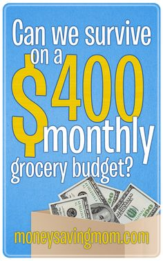Make a commitment to live on less so you can put money toward savings, pay off debt, or reach other financial goals. Read these four tips on how to stick with a monthly grocery budget.