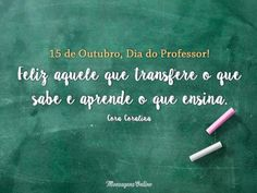 frases para o dia dos professores Cora Coralina