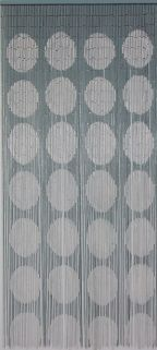 Silver spots bamboo curtain by deo design Bamboo Curtains, Silver, Design, Bamboo Blinds, Bamboo Shades, Money