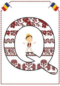 Alfabetul românaşilor - Logorici 1 Decembrie, The Magicians, Origami, Playing Cards, Art, Folklore, Craft Art, Playing Card Games, Kunst