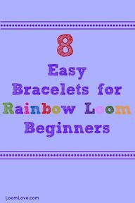 8 Easy Bracelets for