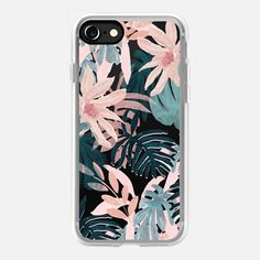 Pink Spring by Chloe Hall - Classic iPhone 7 and iPhone 7 Plus Case | @casetify