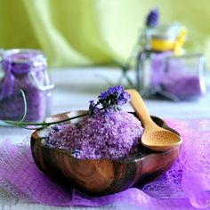 uTry.it: Lavender Bath Salts—Homemade Gift For Your Valentine