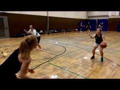 Top 10 Fun Basketball Drills for youth Teams - YouTube