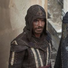 Fassy in Assassin's Creed. Yeah, I  want to see this.