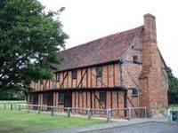 Moot Hall in Elstow Warren House, Local History, Our World, Architecture, House Styles, Green, Arquitetura, Architecture Design