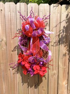 AFTER CHRISTMAS SALE Red and Purple Christmas by DreamCharmDesigns, $135.00