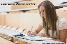 #BestassignmentwritngserviceinIndia at #ThoughtfulMinds.
