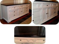 Goodwill dresser revamp