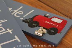 Ink Blots & Polka Dots: TUTORIALS