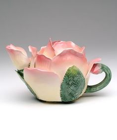 Another great find on #zulily! Rose Teapot #zulilyfinds