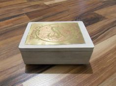 Music box as a birthday gift