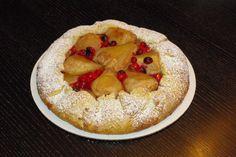 Pear Cranberry Crostada.