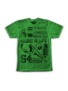 54th Grammy Youth Collage Tee    http://grammystore.com/product_info.php?products_id=304
