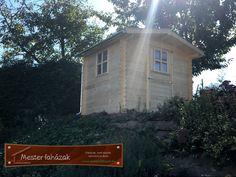 boronafalas kerti faház