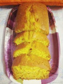 EGGLESS ORANGE LOAF CAKE