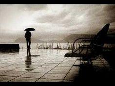Feeling alone quote - standing in rain boy Feeling Alone Quotes, Always Quotes, Im All Alone, Arabic Quote, Lea Salonga, Kissing In The Rain, Waylon Jennings, Jamel, Greek Music