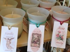 Soy ~ Made by Aroha Soaps NZ Candle Jars, Candles, Soaps, Tea Lights, Vanilla, Crystals, Rose, Hand Soaps, Pink
