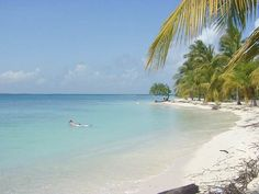 Morrocoy. I grew up going to this beach. Yes, any other beach has a tough act to follow.