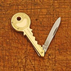 nice The One Key On Your Keychain That Everyone Would Least Expect To Be A Knife