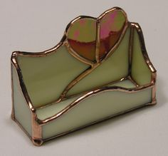 Stained Glass CardHolders / Sweetheart .jpg                                                                                                                                                                                 More
