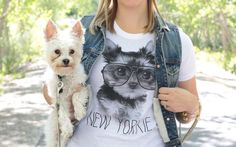 Style by Suzy. New yorkie vest style