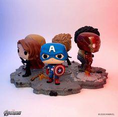 Funko Pop Avengers, Marvel Avengers Assemble, Avengers Movies, Marvel Comics, Marvel Legends, Captain America Figure, Funko Pop Toys, Funk Pop, Arts And Entertainment