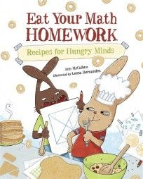 Eat Your Math Homework: Learning math while cooking