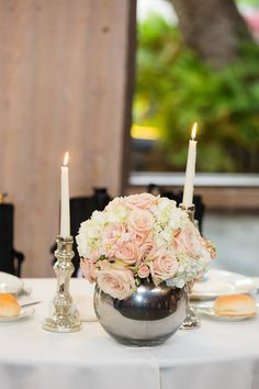 Classic Wedding Reception Decor Wedding Reception Photos on WeddingWire