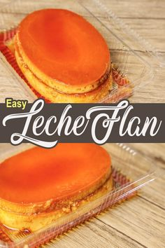 How To Make Leche Flan a Pinoy Recipe (Christmas Recipes). Leche Flan is Traditional Dessert Dish that most Filipino serve during Holidays or any event. Leche Flan is a Caramel Custard made with Egg Yolk, Milk and Vanilla extract.  #LecheFlan #pinoyrecipe #howtomakelecheflan Pinoy Dessert, Filipino Desserts, Filipino Food, Filipino Recipes, Desserts Menu, Dessert Dishes, Filipino Leche Flan, Graham Cake