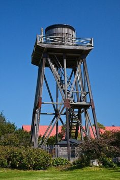 mendocino water tower - Yahoo Search Results