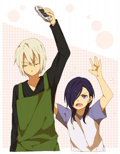 Satan's lieutenant plays keep away with Lucifer *grin* - the devil is a part timer