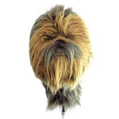Star Wars Chewbacca Hybrid Golf Club Headcover. Buy it @ ReadyGolf.com